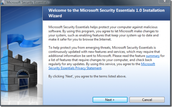 111 e1266506033764 Microsoft Security Essential   Free Virus Remover Tool from Microsoft Team