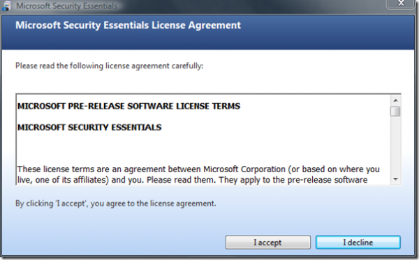 2 e1266506281636 Microsoft Security Essential   Free Virus Remover Tool from Microsoft Team