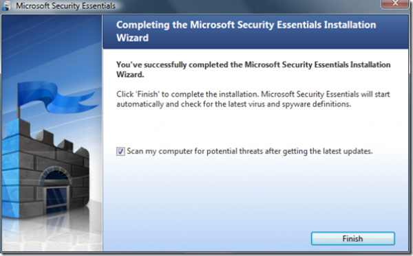 63 e1266508403360 Microsoft Security Essential   Free Virus Remover Tool from Microsoft Team