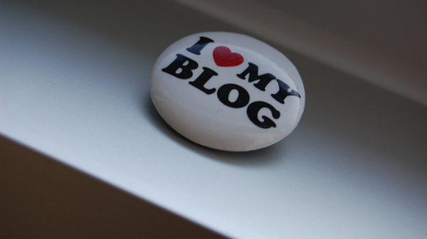 Do You Love your Blog?