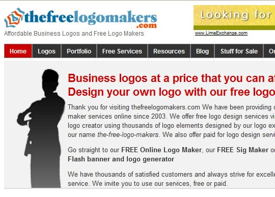 freelogomaker 9 Best Websites For Designing Your Logos Online For Free