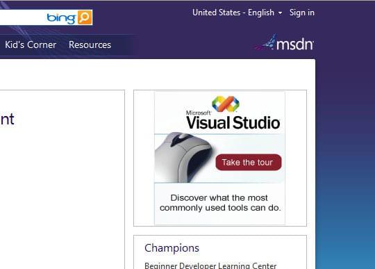 Msdn Microsoft