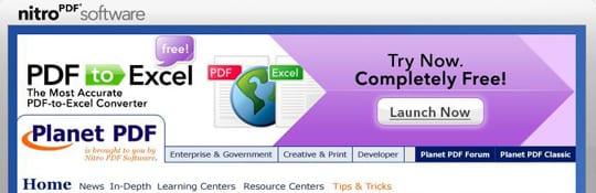 PlanetPDF 30 siti dove poter scaricare ebook gratis