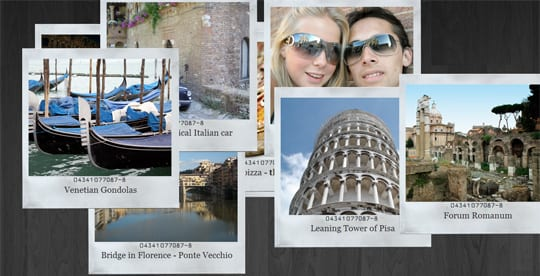 Creating a Polaroid Photo Viewer with jQuery