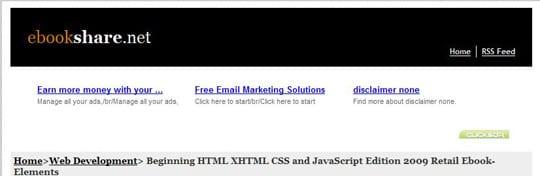 ebooksharenet 30 siti dove poter scaricare ebook gratis