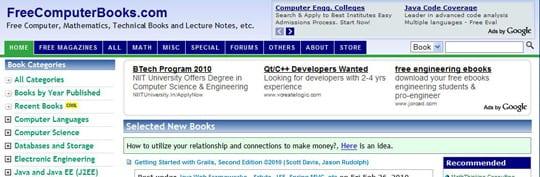 freecomputerbook 30 siti dove poter scaricare ebook gratis