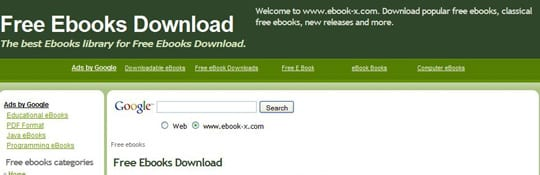 freeebookdownload 30 siti dove poter scaricare ebook gratis