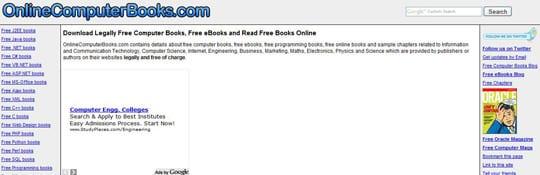 onlinecomputerbook 30 siti dove poter scaricare ebook gratis