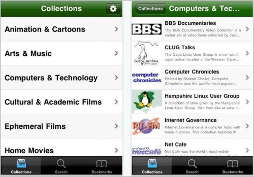 B Movies Top 6 Free iPhone Apps to Watch TV Shows and Movies Online