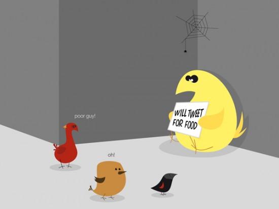 Twitter Comic Strips