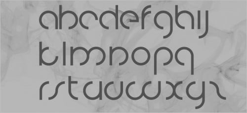 knarf art font e1275121362982 30 Creative And High Quality Typography Fonts For Free Download