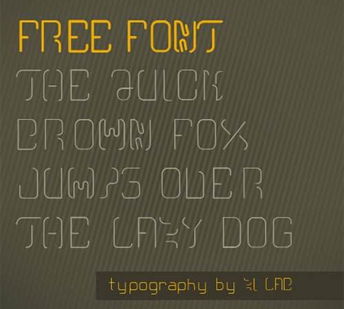 Creative Fonts For Free Download