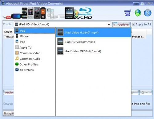 how to download avi files to ipad 2