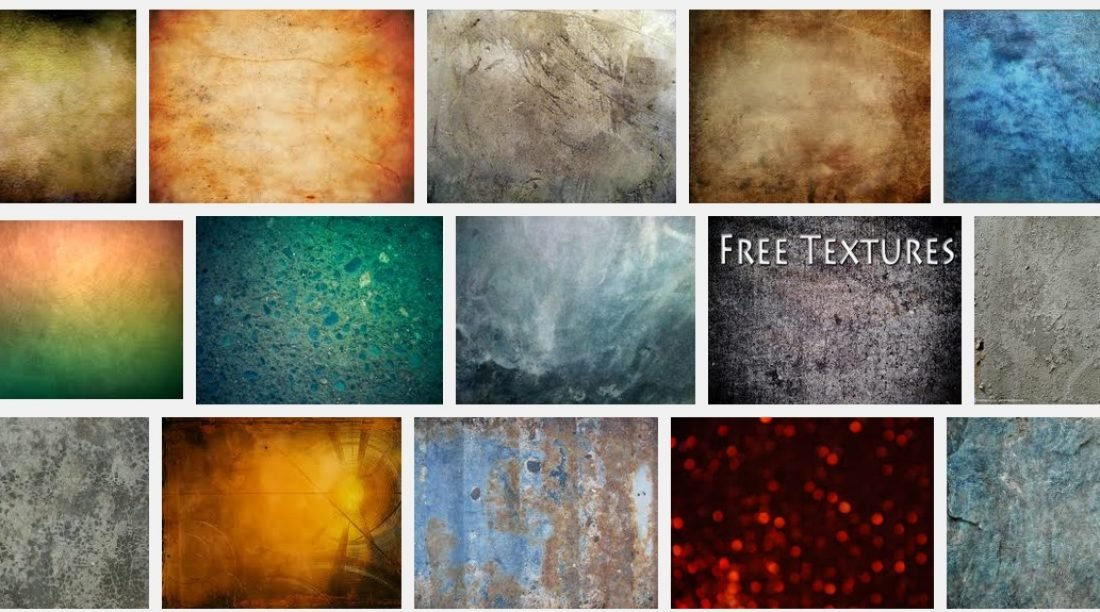 10+ Sites to Download Free Textures with High Quality