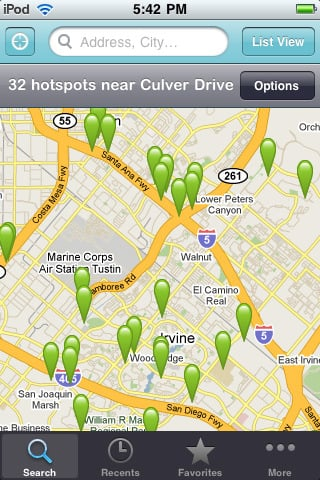 free wi fi finder 42 Best And Free iOS 4 Apps For Your iPhone