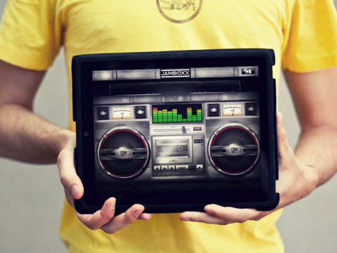 jamboxx Top 10 Best And Free Music iPad Apps
