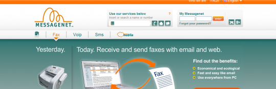 Free-Online-Fax-Services-MessageNet