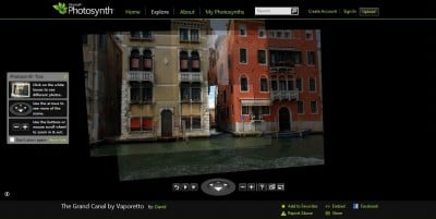 microsoft photosynth e1278103851415 Top 10 Free Microsoft Products Worth Checking Out