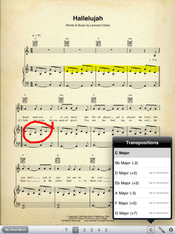 musicnotes sheet viewer Top 10 Best And Free Music iPad Apps