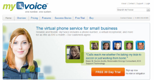 Free-Online-Fax-Services-my1voice