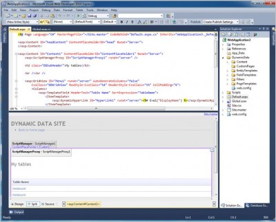 visual studio 2010 express e1278103271210 Top 10 Free Microsoft Products Worth Checking Out