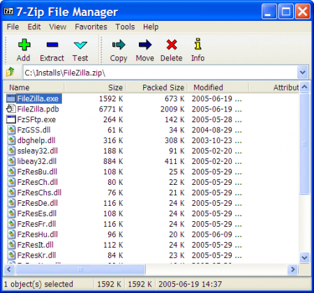 7 zip e1281938389914 Must Have Software   15 Free Programs For Windows 7