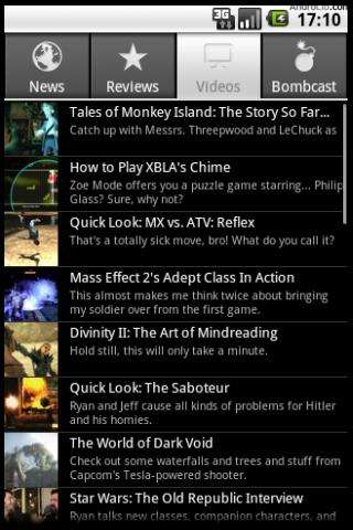 giantbomb beta 8 Best And Free Video Streaming Apps For Android Phones