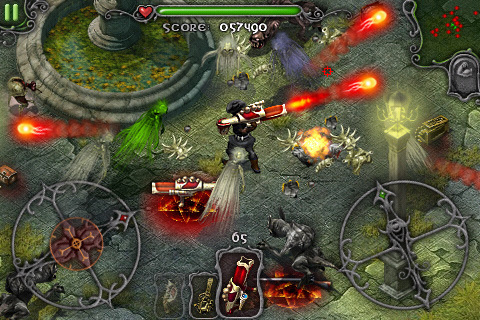 idracula ite Top 10 Most Addictive Free iPhone Action Games