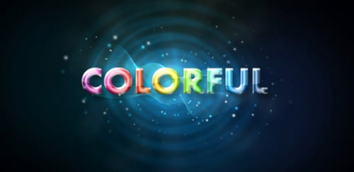 photoshop_text_effect_colorful_glow