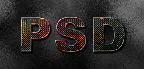 photoshop_text_effect_eroded_metal