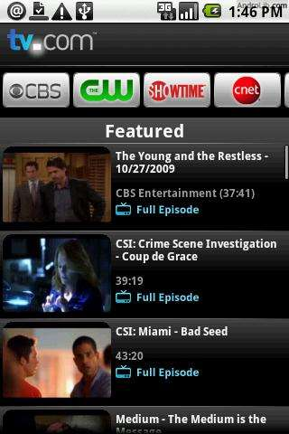 tv com 8 Best And Free Video Streaming Apps For Android Phones