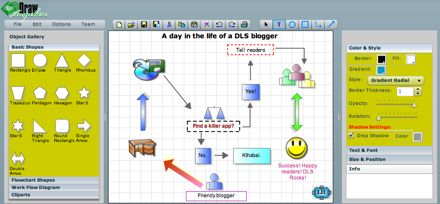 drawanywhere 7 Collaborative Online Diagramming Tools to Draw any Diagram
