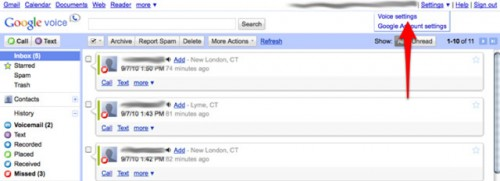 How To Set Up Google Voice Missed Call Notifications On Your Real