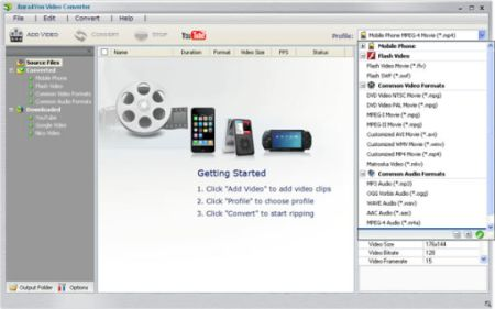 aura free video convertor 13 Best Windows Video Converters For Free Download