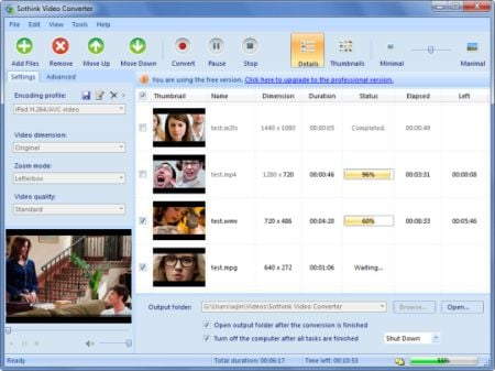 sothink free video convertor 13 Best Windows Video Converters For Free Download