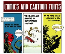 23 Eye-Catchy Cartoon And Comic Fonts For Free Download | SaveDelete