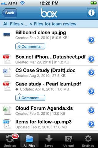 box Top 100 Best Free iPhone 4 Apps