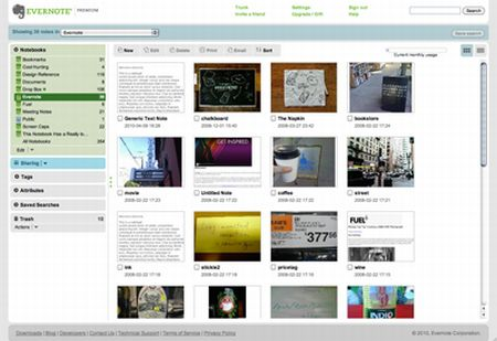 evernote 25 Amazing But Free Google Chrome Web Apps You Should Try Out Now
