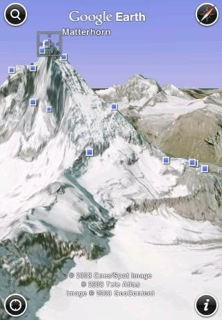 google earth Top 100 Best Free iPhone 4 Apps
