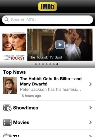 imdb movies and tv app Top 100 Best Free iPhone 4 Apps