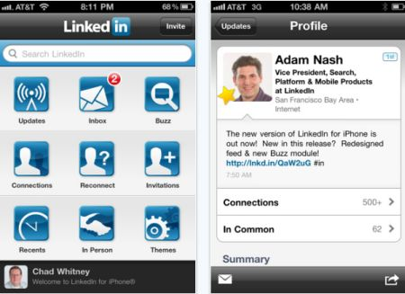 linkedIn Top 100 Best Free iPhone 4 Apps