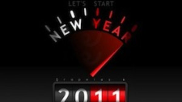 40+ Stunning New Year 2011 Wallpapers To Spice Up Your Desktop