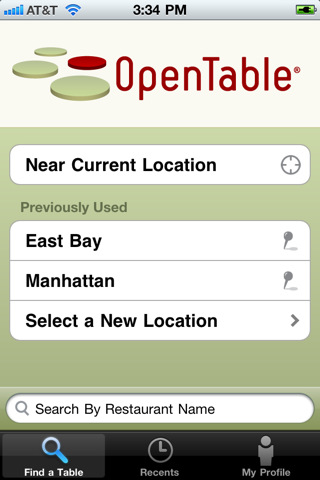 open table Top 100 Best Free iPhone 4 Apps