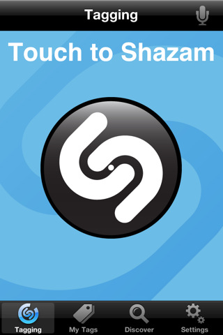 shazam Top 100 Best Free iPhone 4 Apps