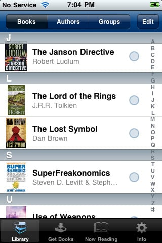 stanza Top 100 Best Free iPhone 4 Apps