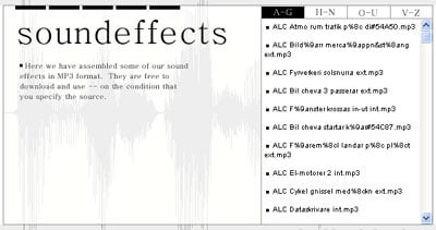 Alc Ljudprod1 50+ Best Sites To Download Free Sound Effects