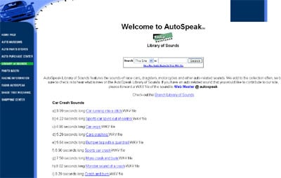 AutoSpeak 50+ Best Sites To Download Free Sound Effects