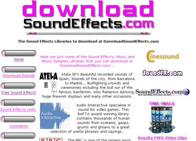 Download Sound Effects 50+ Best Sites To Download Free Sound Effects