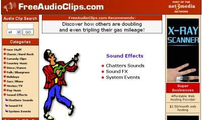 Free Audio Clips 50+ Best Sites To Download Free Sound Effects