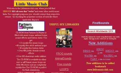 Little Music Club 50+ Best Sites To Download Free Sound Effects